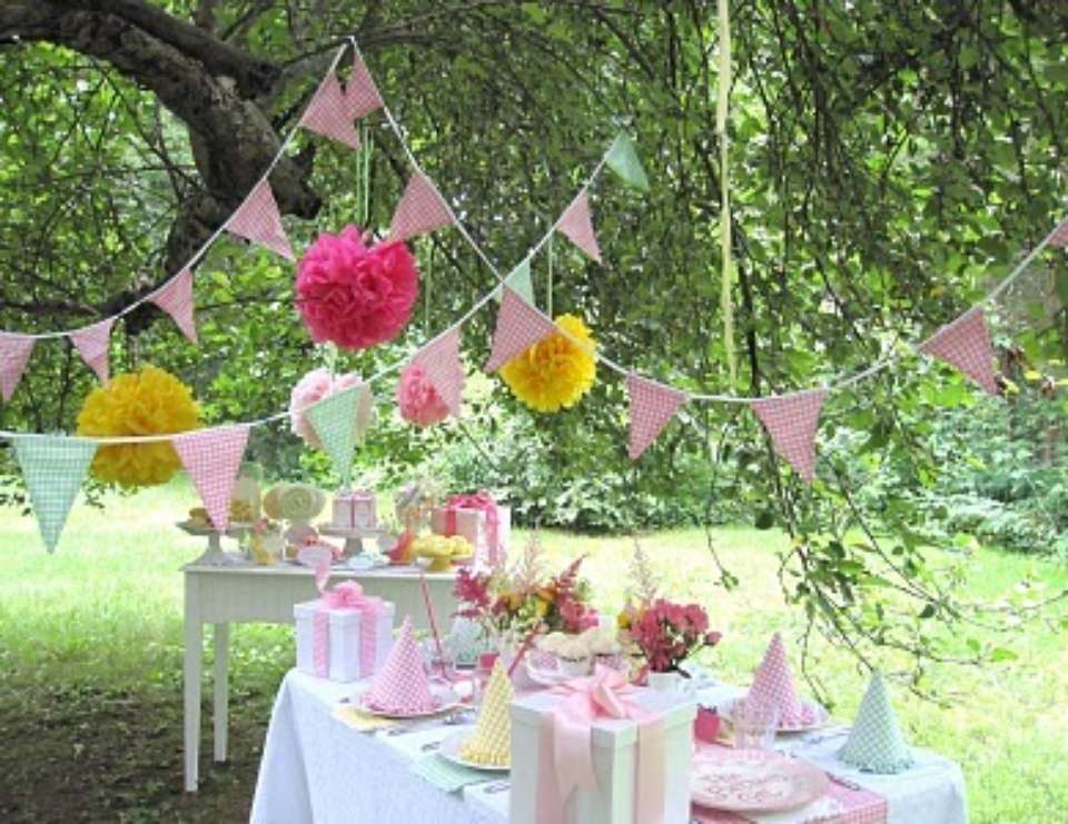 A Gingham Birthday Party - Gingham