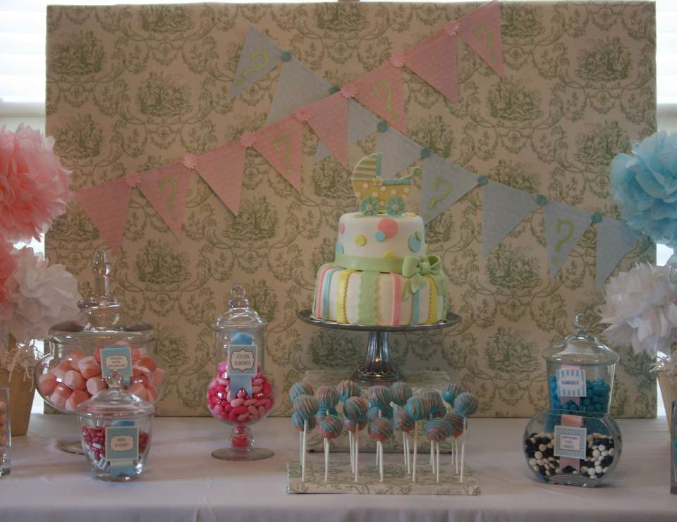 The Tribuzio's Gender Reveal Party - None