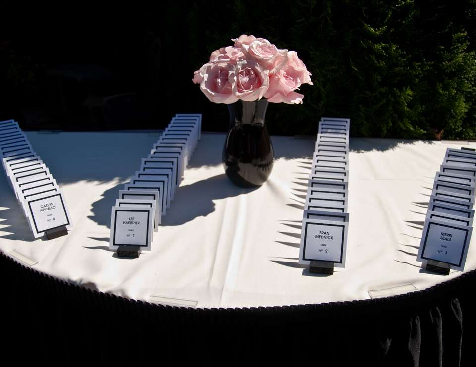 Chanel-Inspired Baby Shower - Coco Chanel