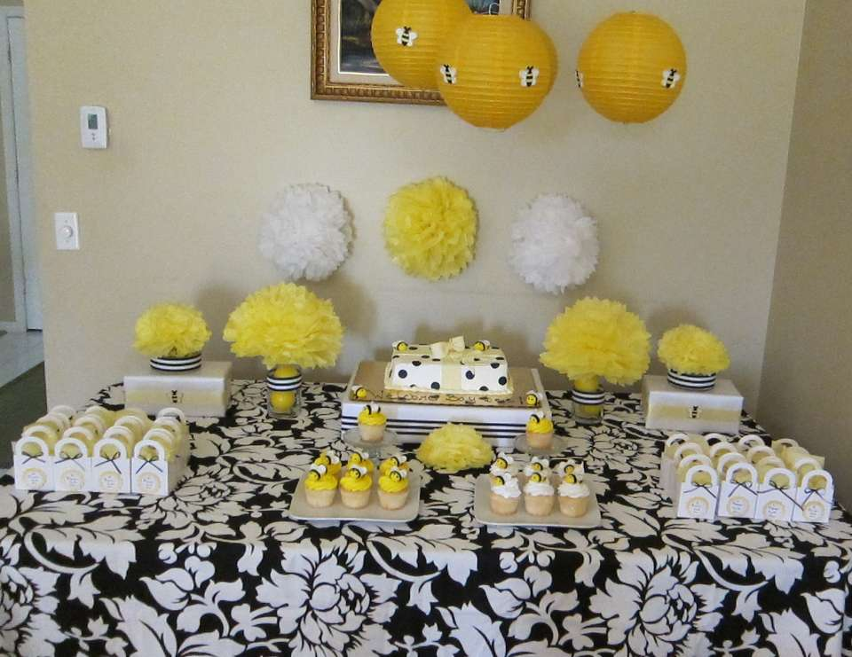 Bumble Bee  - Bumble Bee Baby Shower