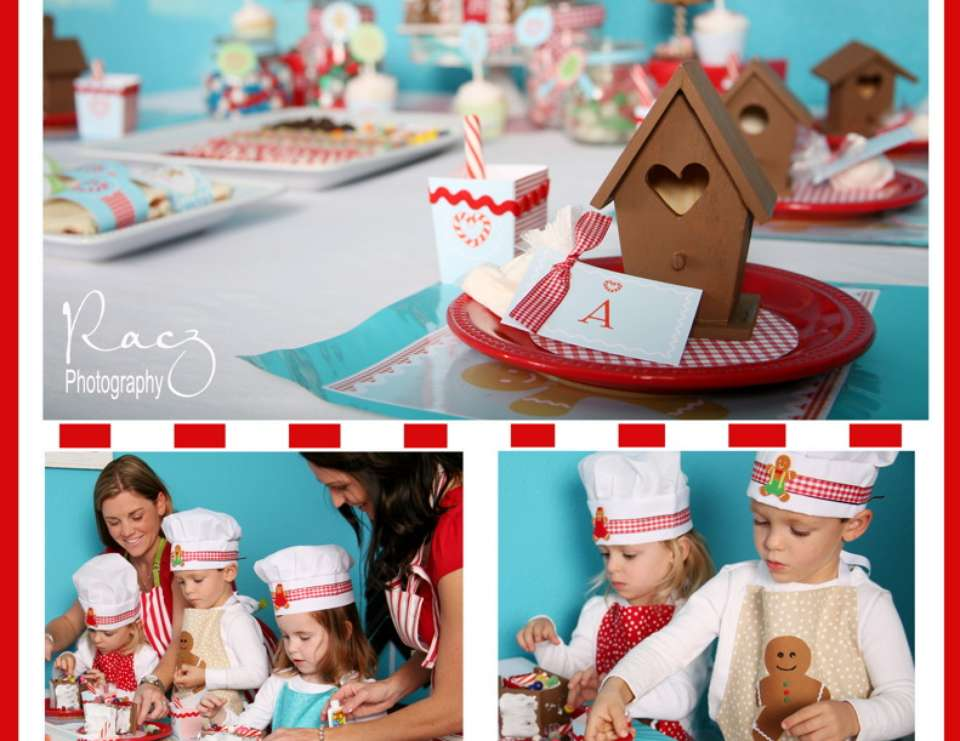 Gingerbread Play Party - None