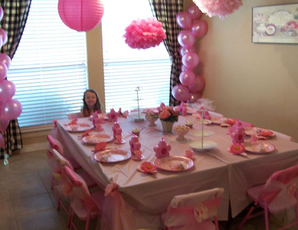 Pinkalicious Birthday Party  - None
