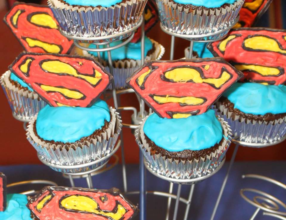 Zavion's Superman Party! - Superman