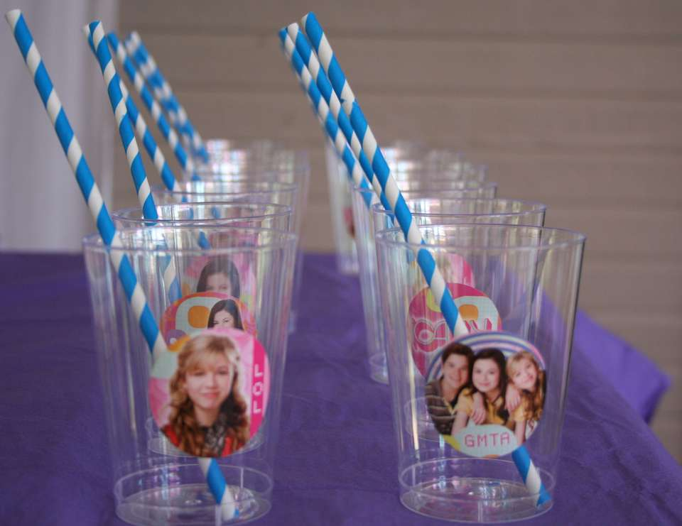 Olivia's 8th iCarly Birthday Party - iCarly