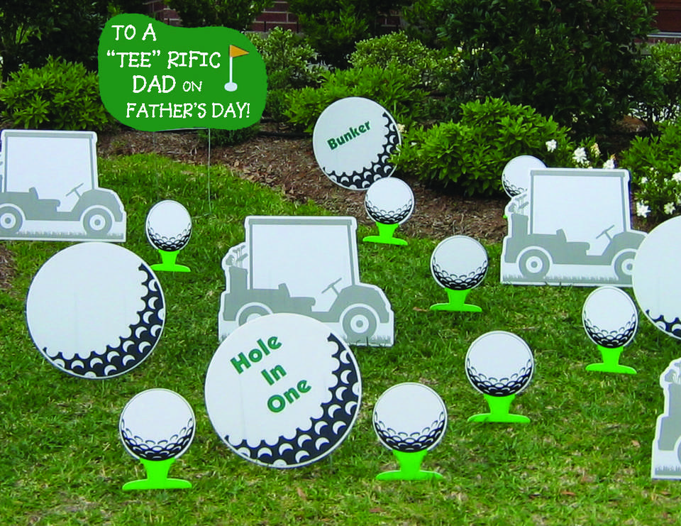 """Teerific"" Father's Day - Golf"