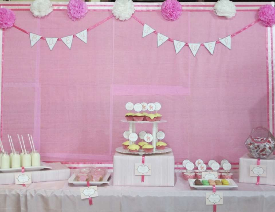 Surprise Baby Shower for Resa and Nuril - Princess in Pink