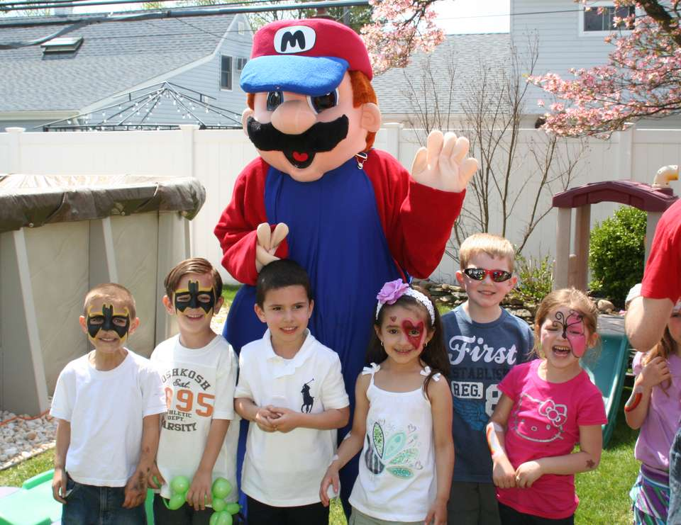"CJ""s 5th Bday - Super Mario Bros"