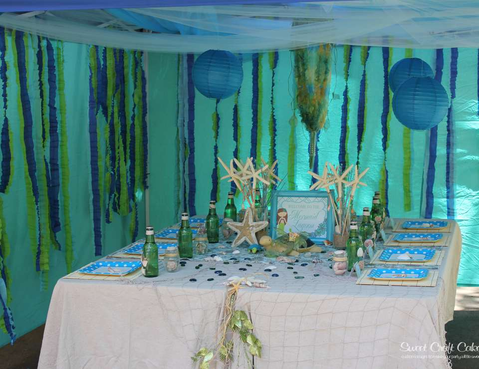 Magical Mermaid - Under the Sea/ Mermaid Party