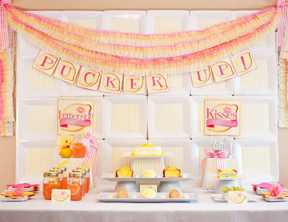 Pucker Up for Your Sweetie! {Inspiration Party} - None