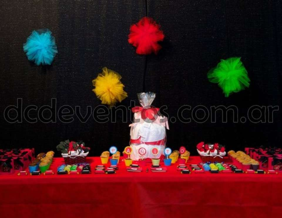 1st Birthday Twins - Mickey Mouse Clubhouse