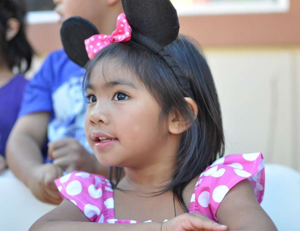 Carissa's 5th Birthday Party - Minnie Mouse