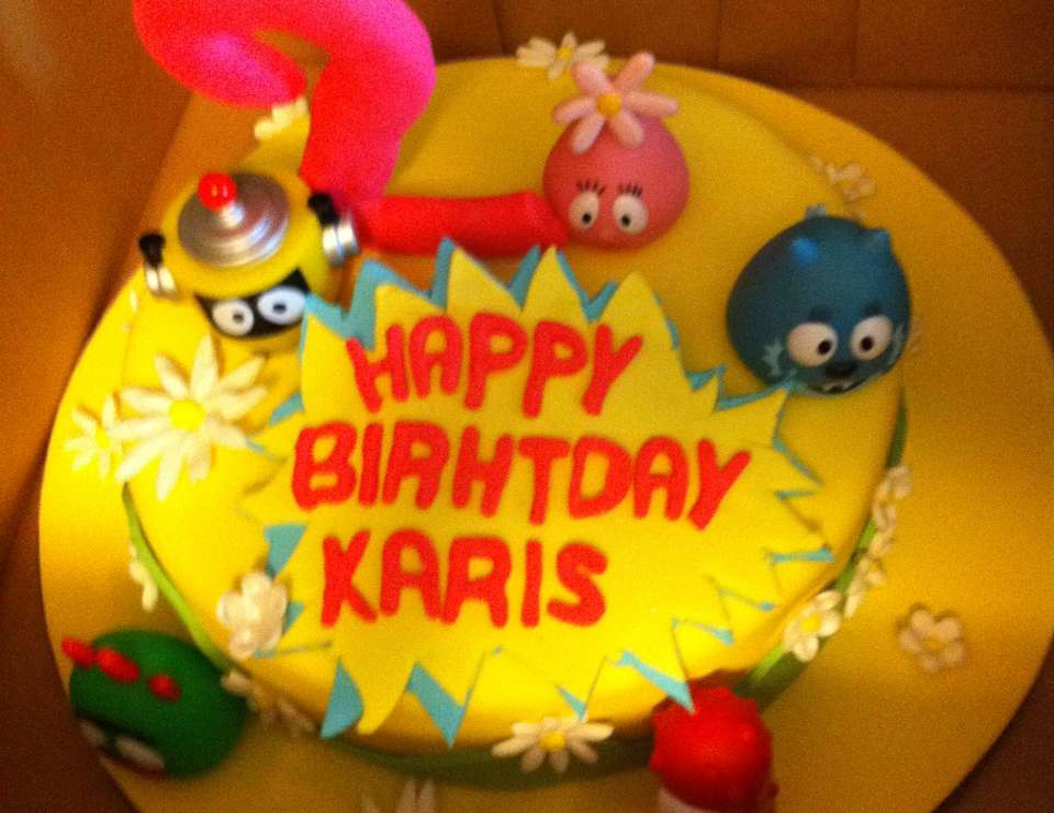 Karis' 2nd Birthday - Yo Gabba Gabba