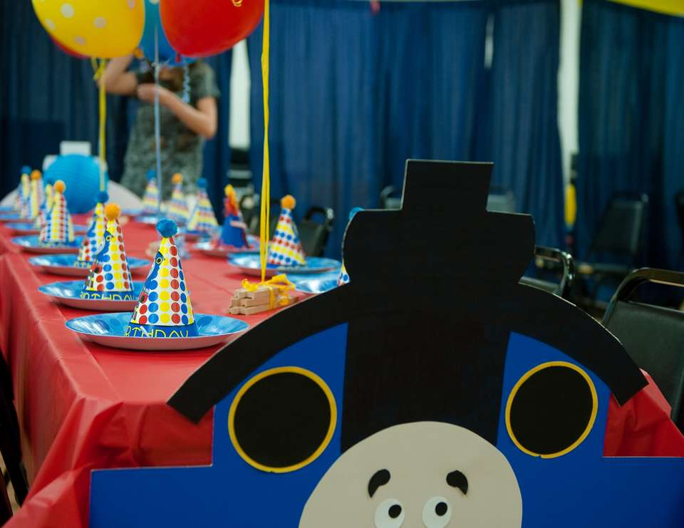 Thomas the Train 3rd Birthday - None