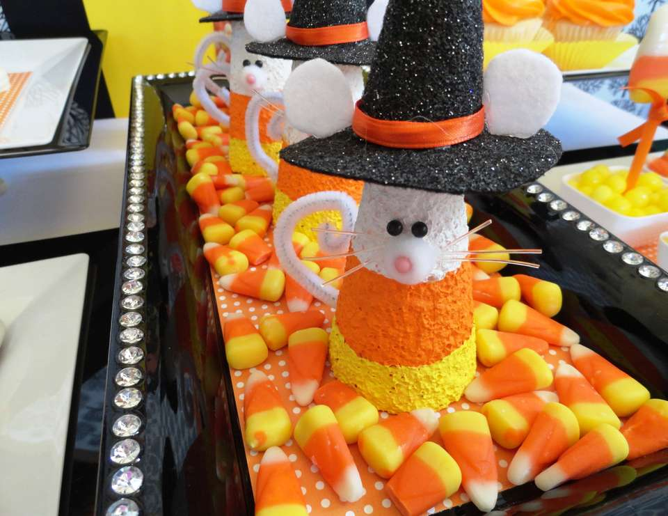 Candy Corn Party - None