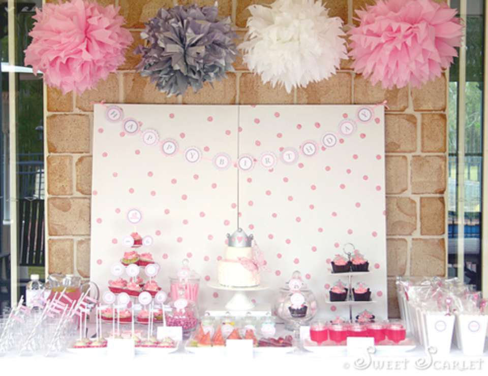 """It's My Party"" - Princess Birthday Party"