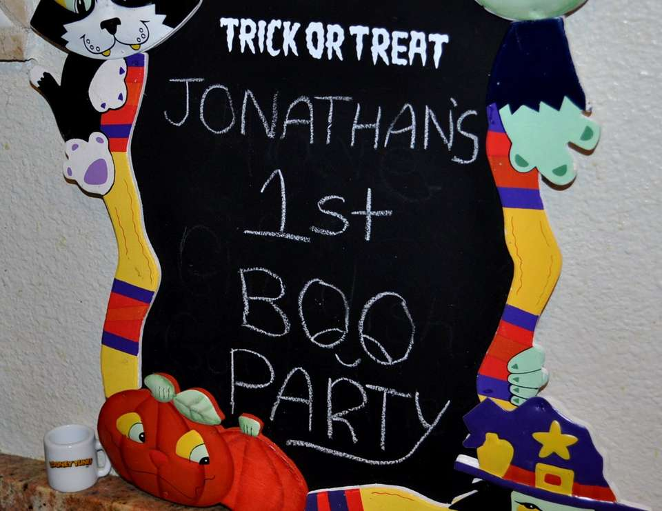 Jonathan's 1st BOO Pirate Party! - Halloween for Families