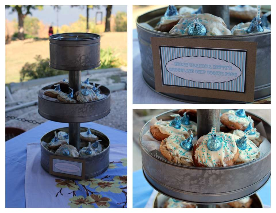 Good Country Boy Baby Shower   Country Chic