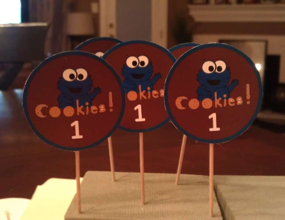 C is for Cookie  - None