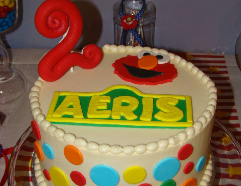 Elmo Birthday Cake Brooklyn Image Inspiration of Cake and