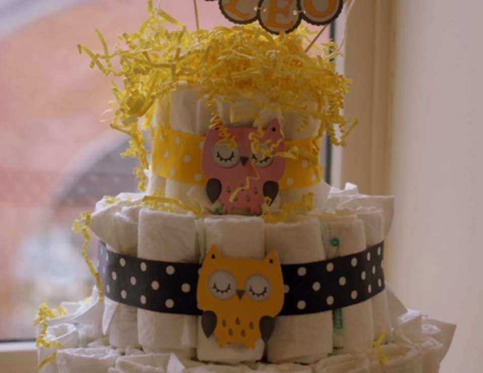 Sweet Owl Baby Shower - Owl