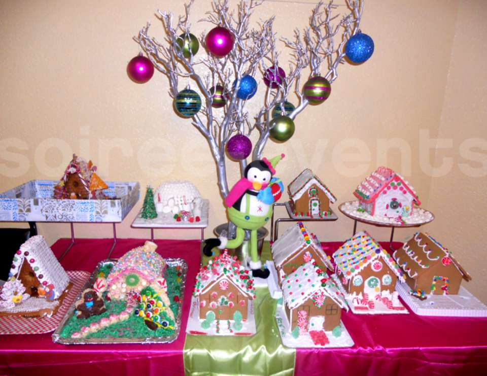 Whimsical Girl Scout Christmas Soiree - None