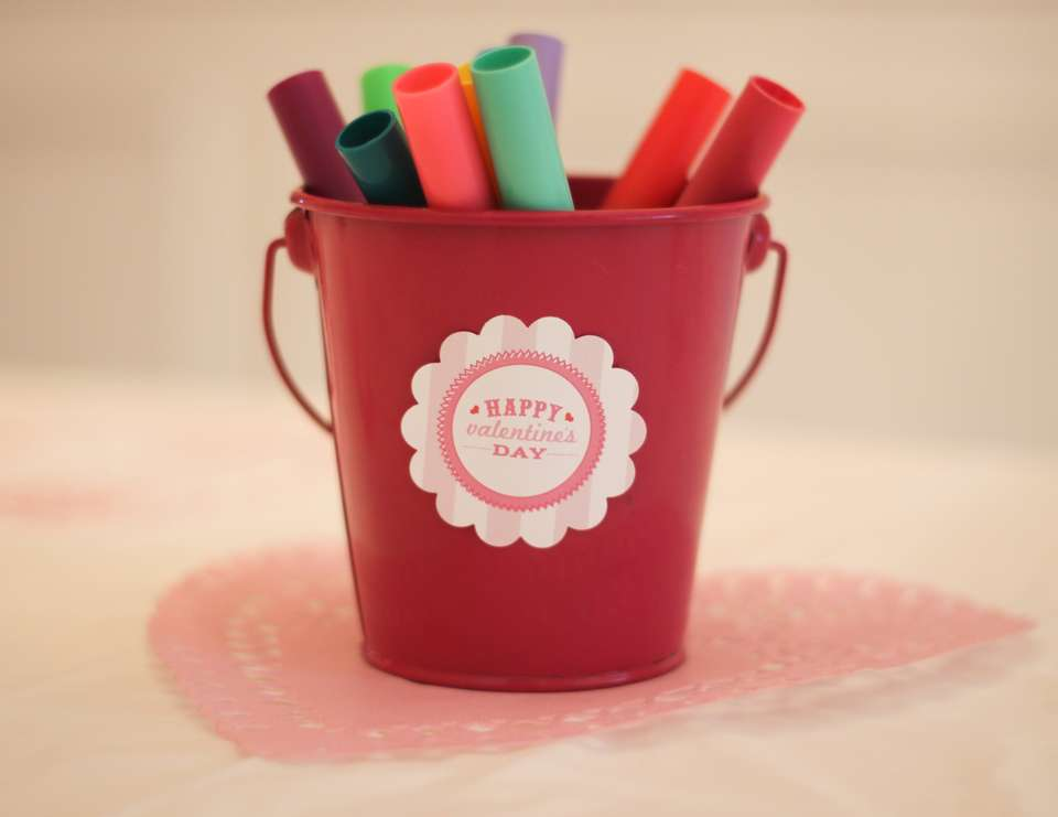 Sweet Shoppe Ice Cream Party - Valentine's Day