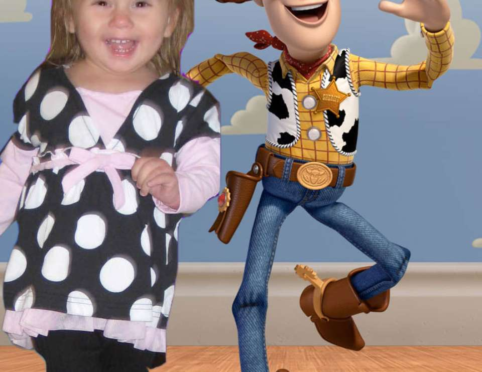 Isabella's 2nd Birthday - Toy Story - Toy Story