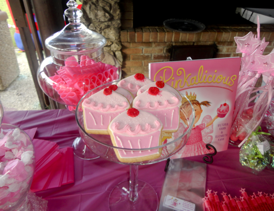 Ashlyn's Pinkalicious 2nd Birthday Party - Pinkalicious