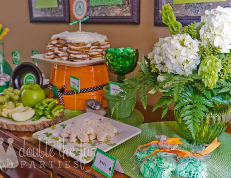 St. Patrick's Day Lunch & Free Printables - Celebrating Irish Traditions