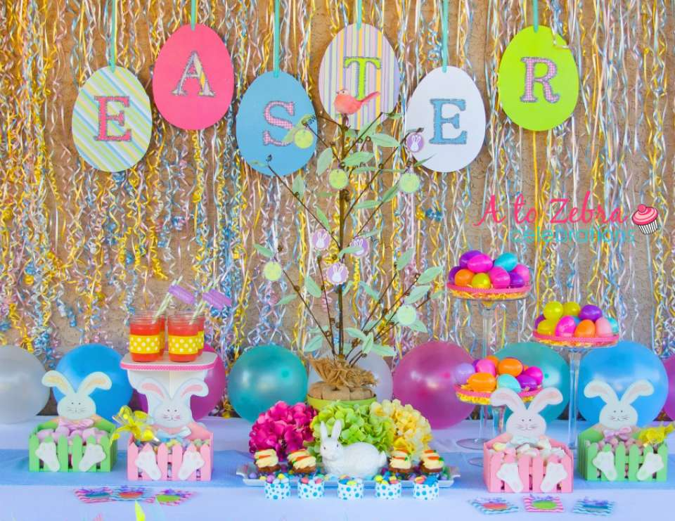 Easter Party - None