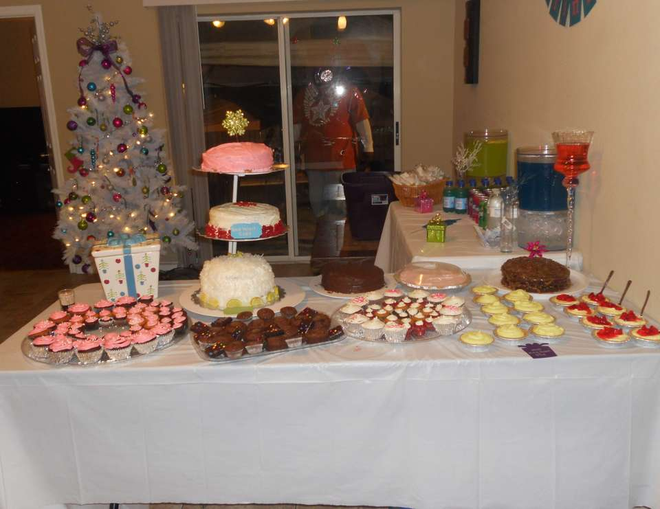 wonderful winter warming social - winter wonderland