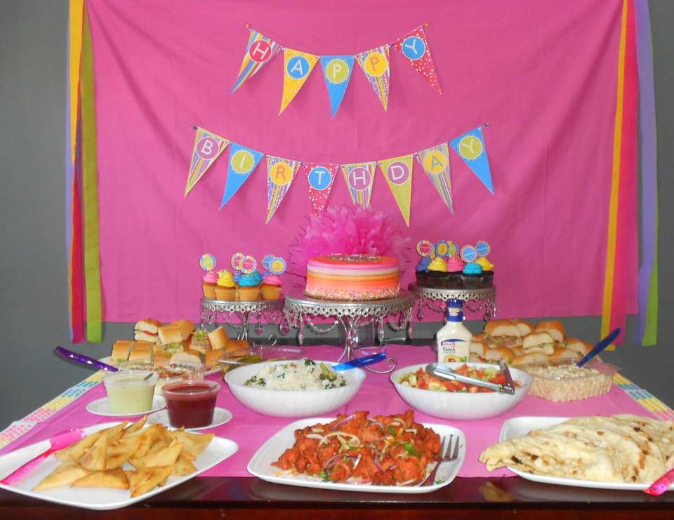Sasha's Super Sweet 3rd Birthday - Candy/Sweets/Dessert