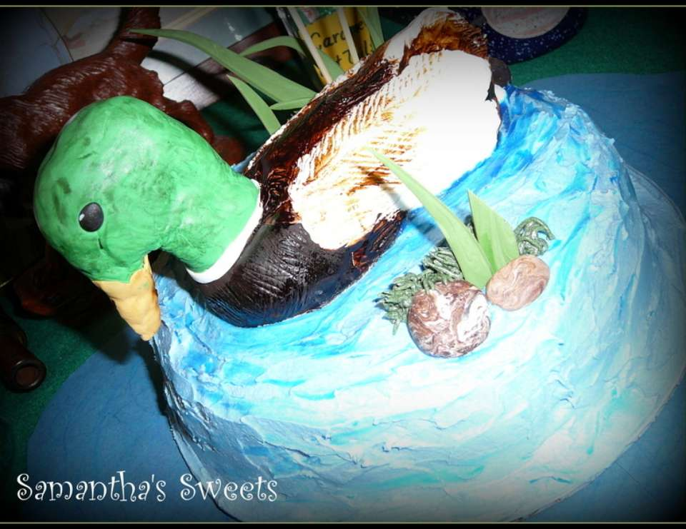 Mallard Duck Party ~ A Quacktastic Birthday! - Mallard Ducks
