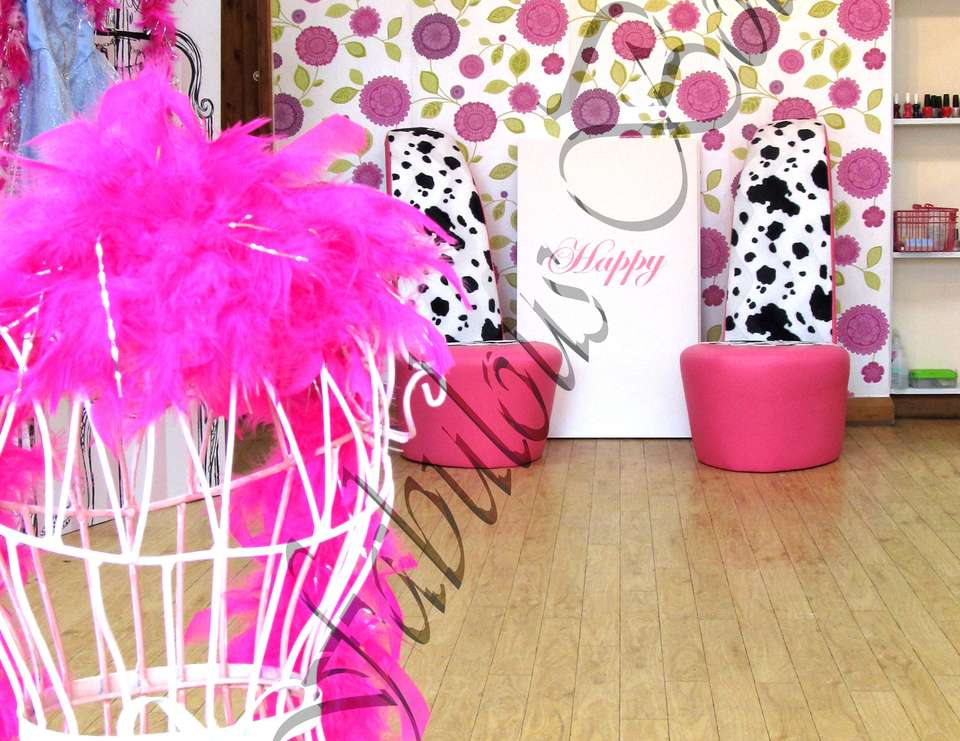 The Only way is Be Fabulous - spa pamper party