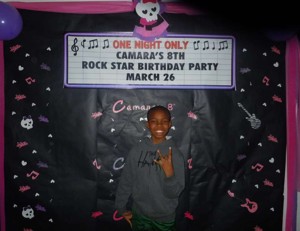 Party like a rock star!! - Rock Star