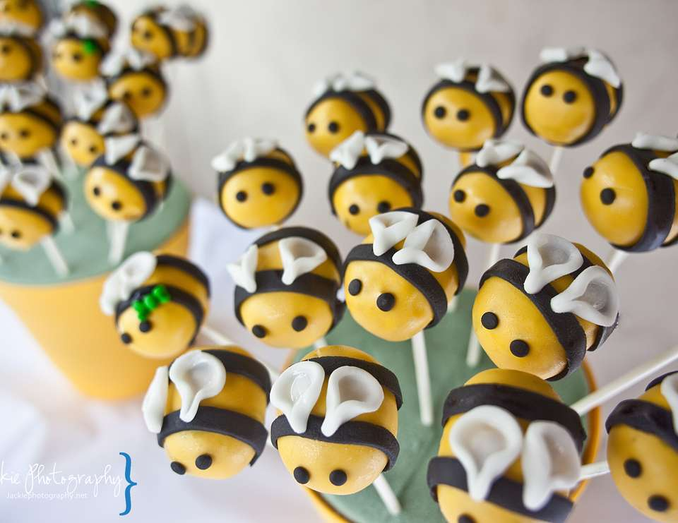 bumble shower banner ideas bee photo baby