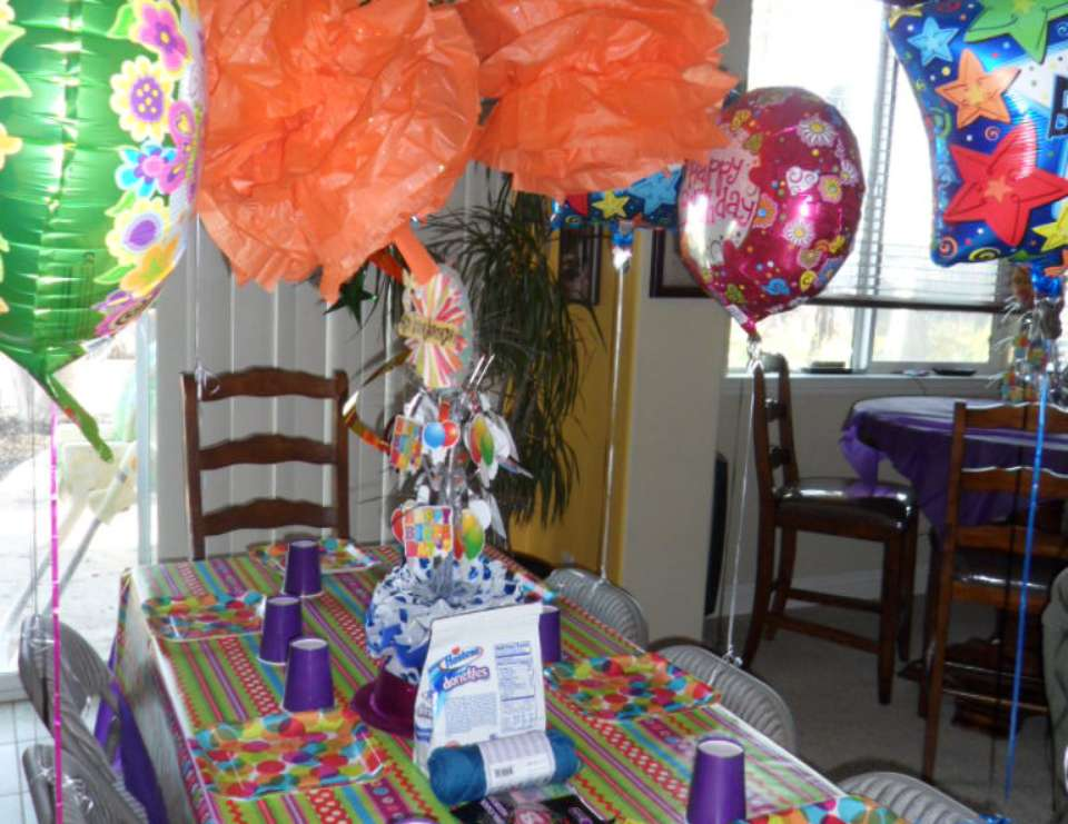 Ady's 10th Birthday  - (Willy Wonka)