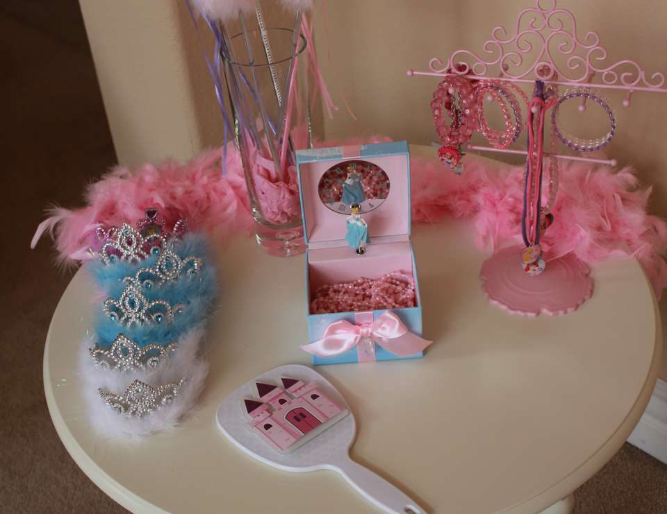 Cinderella Tea Party - Fairy Princess Tea Party