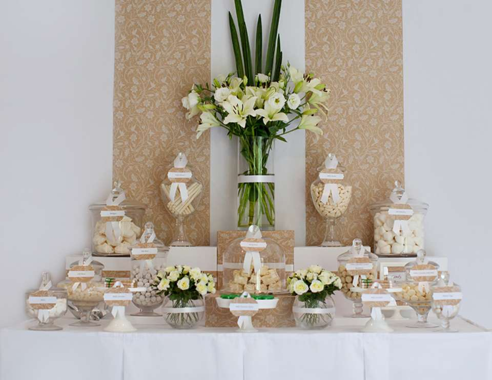 Wedding Candy Buffet - Wedding Candy Buffet