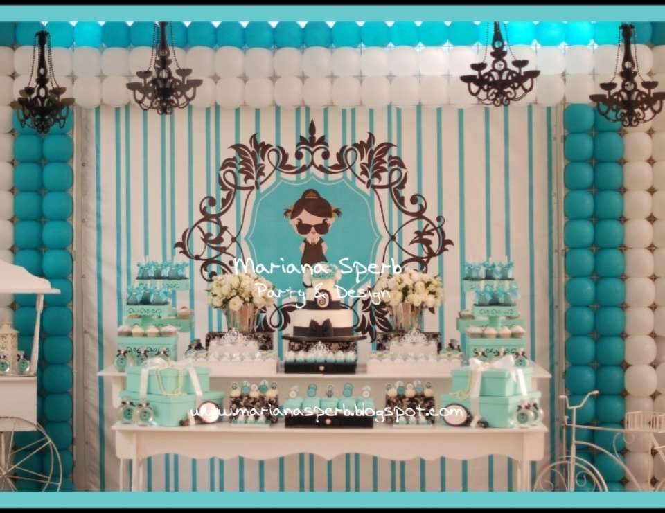 Tiffany's Party - Tiffany's & Co, Breakfast At Tiffany'S