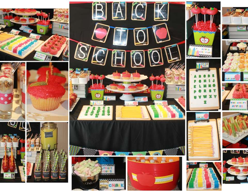 Back to School Bash - None
