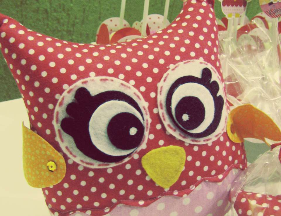my owls party - Owls