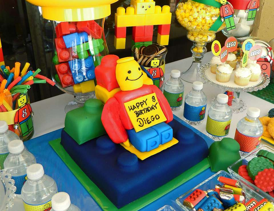 Lego Party - Lego Party