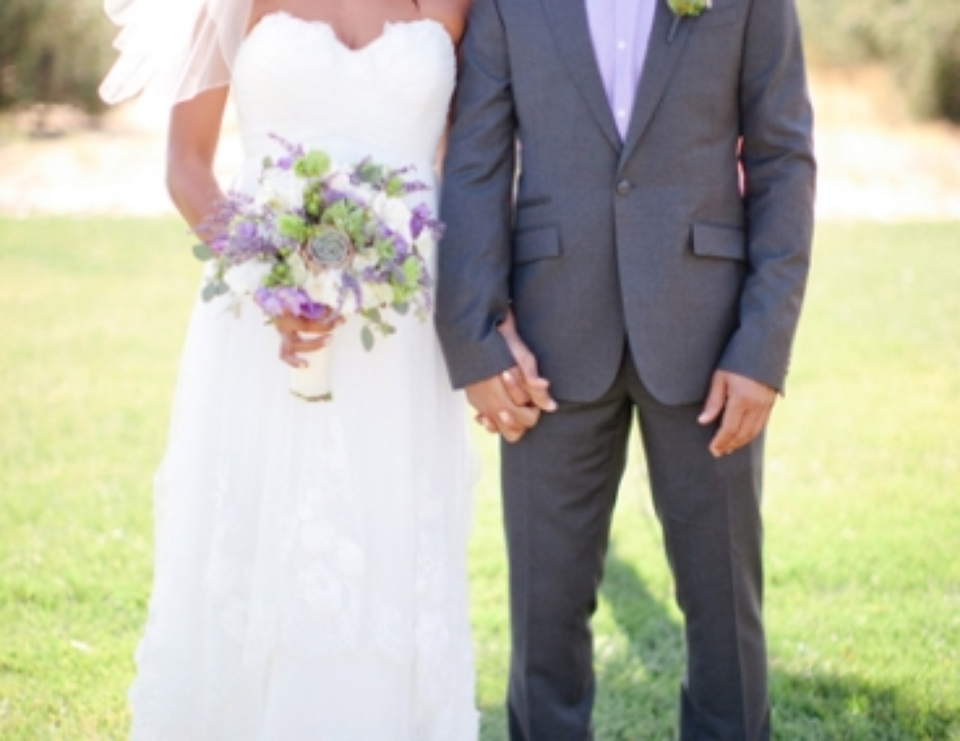 Summer Vineyard Wedding - None