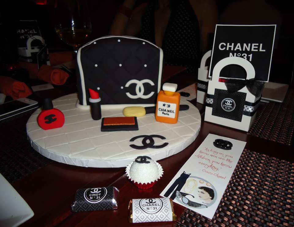 Chanel No.31 Birthday Dinner - Coco Chanel