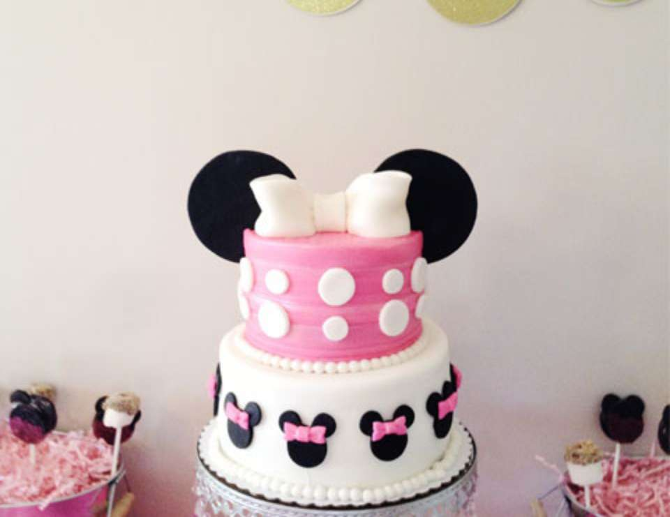 Glam Minnie Mouse Party - Minnie Mouse