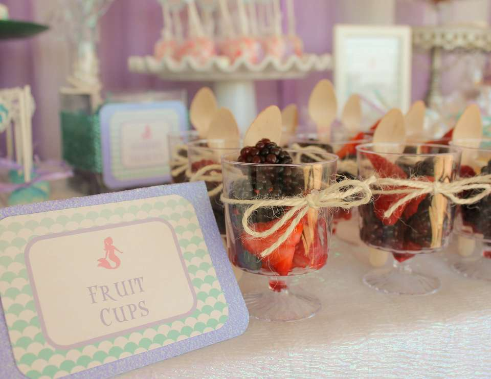 Whimsical Mermaid Soiree - Mermaid