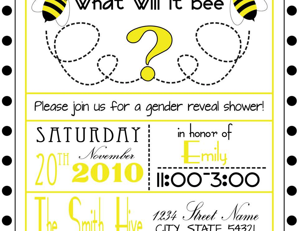 He or She, What Will it Bee? - None
