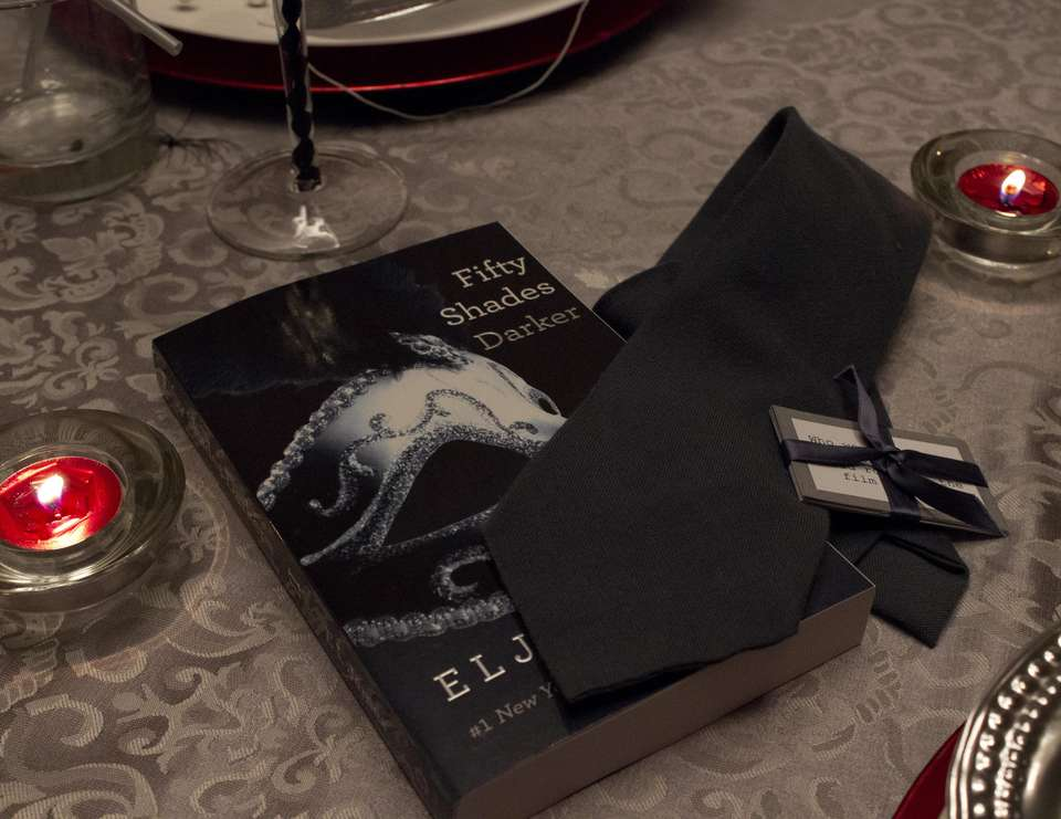 Fifty Shades Of Grey Ladies Night - Fifty Shades of Grey