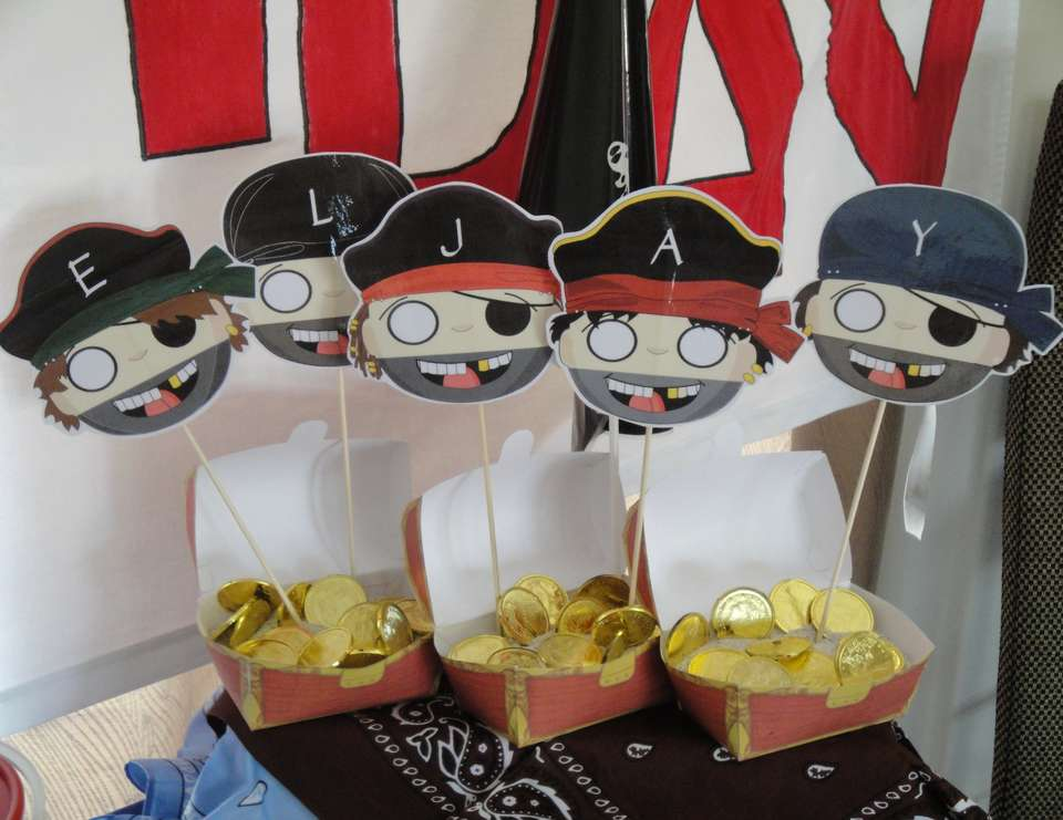 Ahoy Matey !!! - Pirate Party